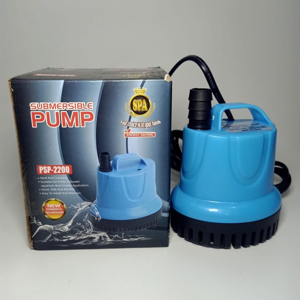 Pompa Aquarium Kolam Merk Spa